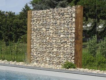 Gabion Baskets For Free Standing Walls Gabion Supply