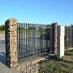 Gabion Columns and Posts