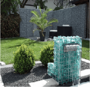 Glass Rocks Gabion Supply